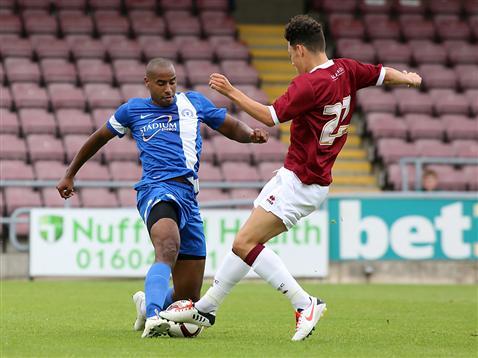 Tyrone Barnett v Northampton 2