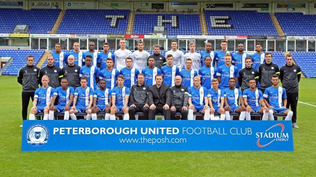 2013-14 Posh squad