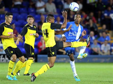 Jevani Brown v Watford