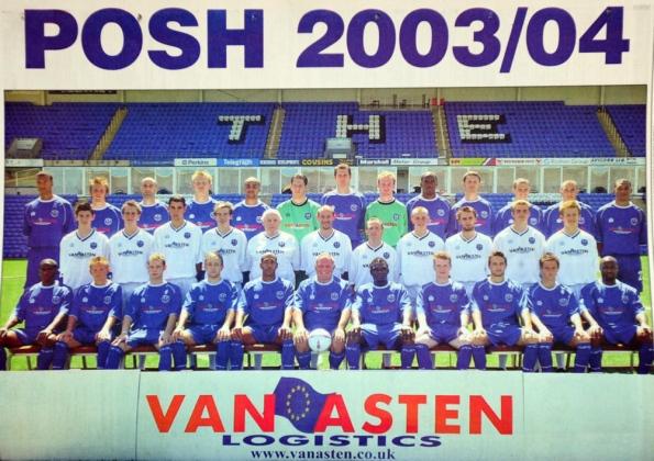 Posh Squad 2003-04