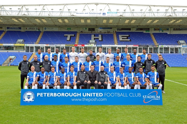 Official Posh Squad - 2013-14