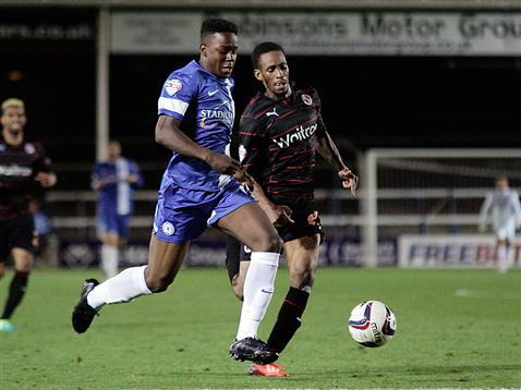 Jermaine Anderson v Reading