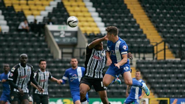 Tommy Rowe goal v Notts County