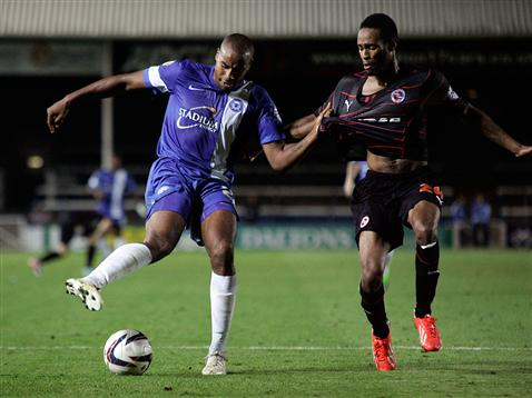 Tyrone Barnett v Reading