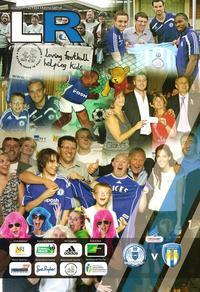 2010-11 Posh v Colchester United programme