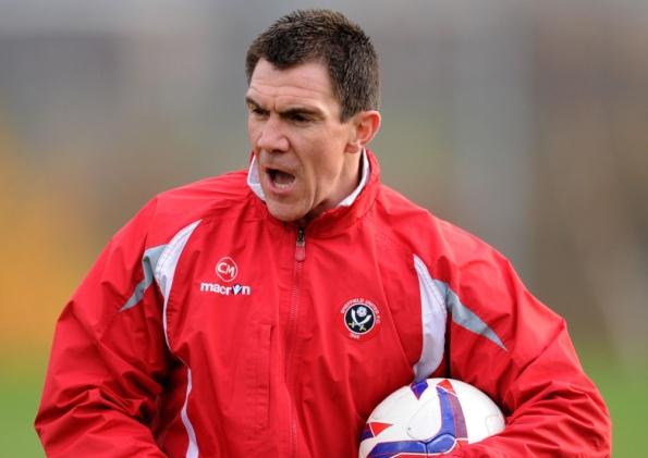Chris Morgan - Sheffield United