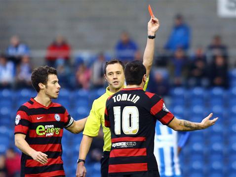 Controversy strikes referee Stuart Attwell again