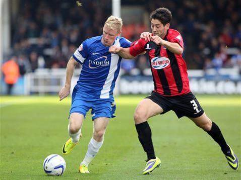 Craig Alcock v Shrewsbury