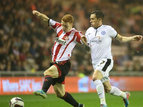 Danny Swanson v Sunderland