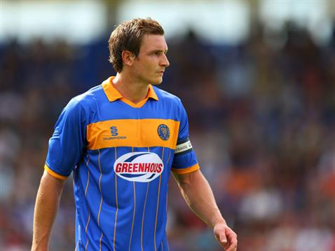 Dave Winfield - Shrewsbury Town