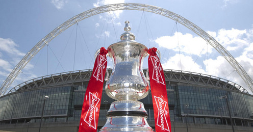 FA Cup sponsored by Budweiser