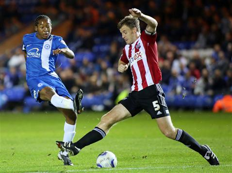 Jaanai Gordon v Brentford