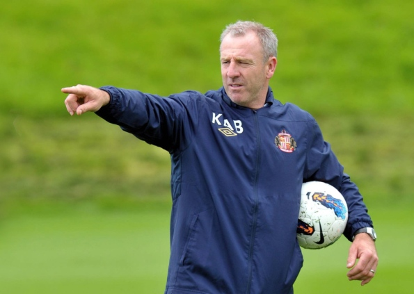 Kevin Ball - interim head coach at Sunderland