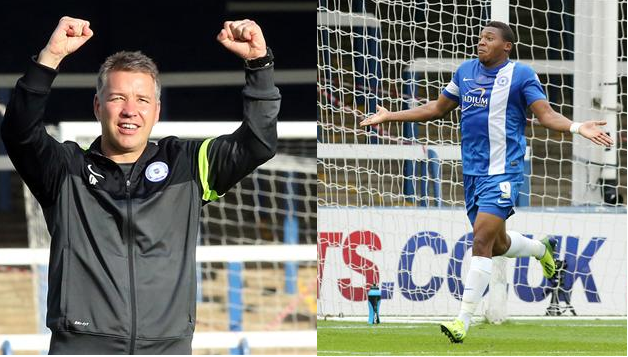 League One September Posh Nominees