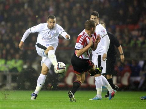 Michael Bostwick v Sunderland