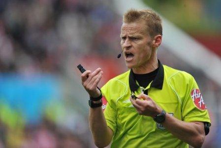 Mike Jones - Referee