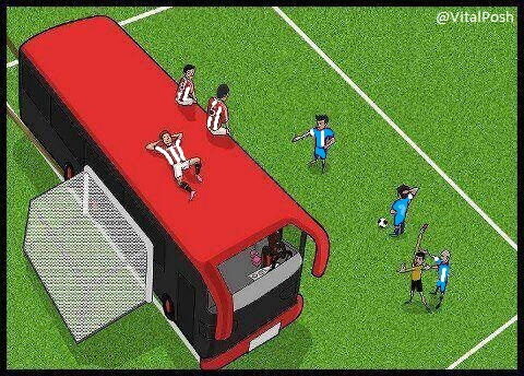 Image result for parking the bus