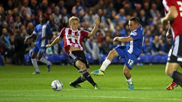 Paul Taylor v Brentford