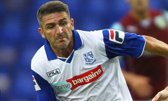 Ryan Lowe - Tranmere Rovers