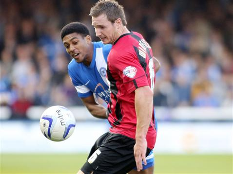 Shaun Jeffers v Shrewsbury