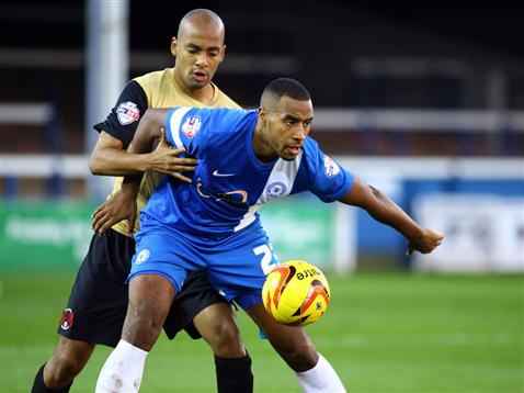 Tyrone Barnett v Leyton Orient
