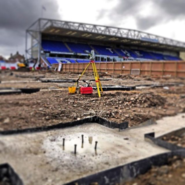 03-Mar-2014 - Moys End development ahead of schedule