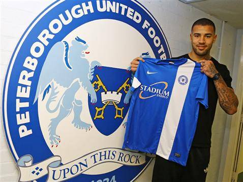 Kyle Vassell signs on loan from Bishops Stortford