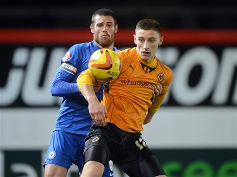 Michael Bostwick v Wolves Cassidy