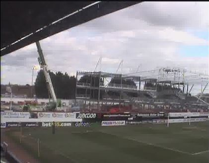 Moys End from North Stand - 08-Apr-2014