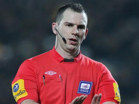 Tim Robinson - referee