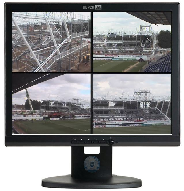 Webcam of Moys End