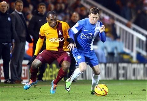 Danny Swanson v Bradford City