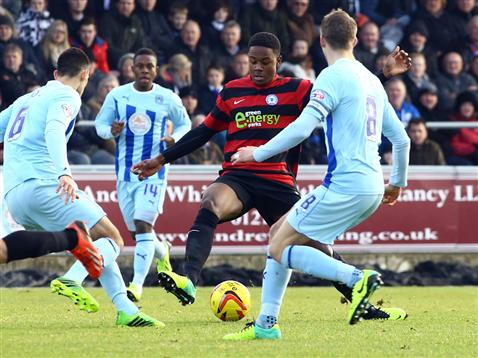 Jermaine Anderson v Coventry