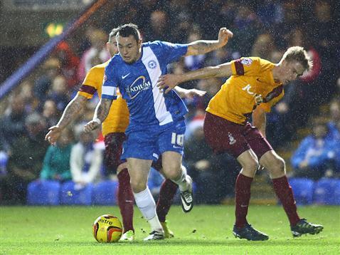 Lee Tomlin v Bradford City