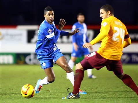 Mark Little v Bradford City