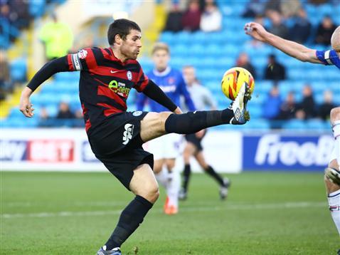 Michael Bostwick v Carlisle 2