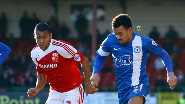 Nicky Ajose v Swindon
