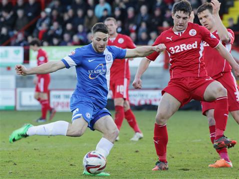 Conor Washington v Crawley