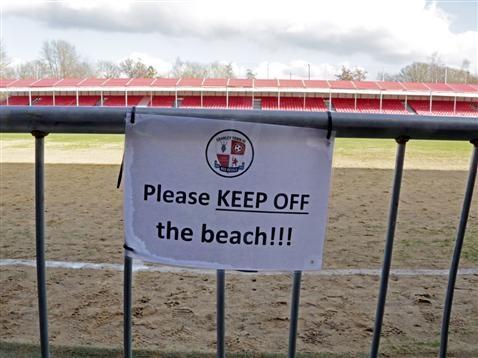 Crawley beach