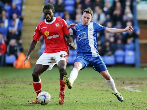Danny Swanson v Crewe 2