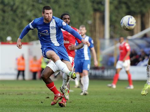 Michael Bostwick v Crewe