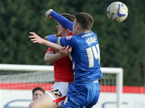 Tommy Rowe v Crewe