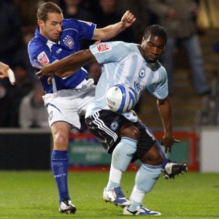 Aaron McLean v Ipswich - 08-12-2009