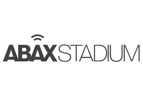 ABAX Stadium logo
