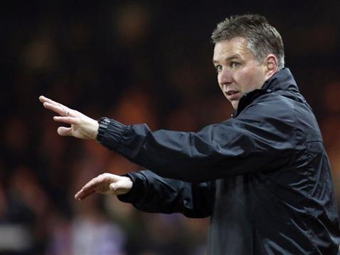 Darren Ferguson v Bristol City