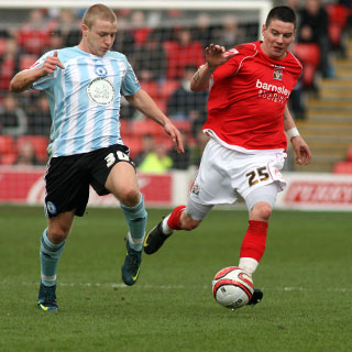 Scott Griffiths v Barnsley - 05-Apr-2010