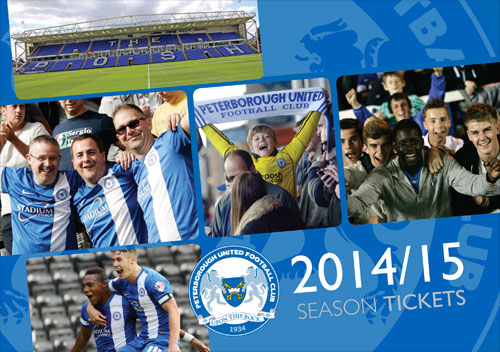 Season Ticket Booklet - 2014-2015