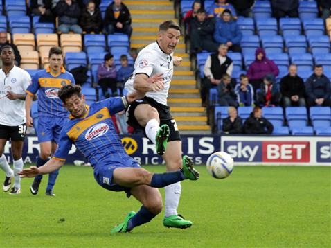 Conor Washington v Shrewsbury