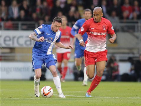 Danny Swanson v Leyton Orient 2