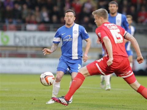 Danny Swanson v Leyton Orient